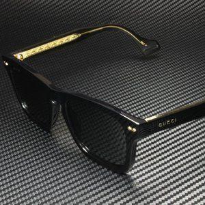 Gucci Black 53mm Sunglasses